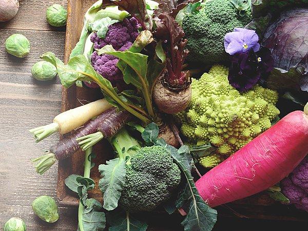 お得で便利!吉野ヶ里野菜の定期お届け便の画像