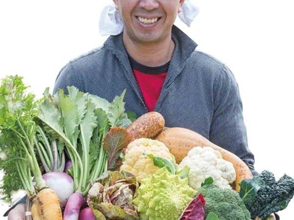 イタリア野菜、野菜の宅配~吉野ヶ里あいちゃん農園の画像