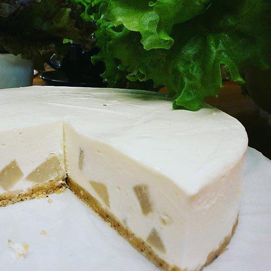 イタリア野菜・コールラビのチーズケーキのイメージ