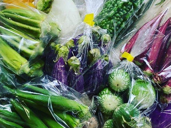 あいちゃん農園の夏野菜セットの画像